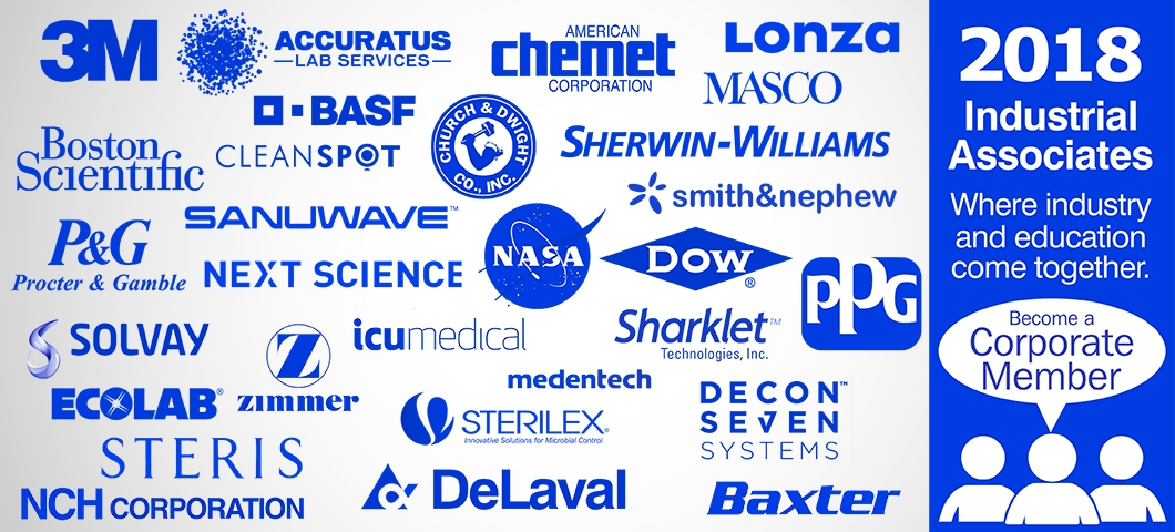Center for Biofilm Engineering Industrial Associate Logos