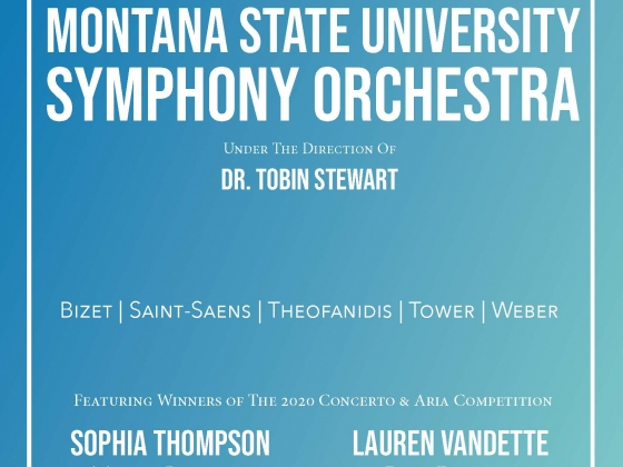 MSU Symphony Orchestra Aria & Concerto Concert