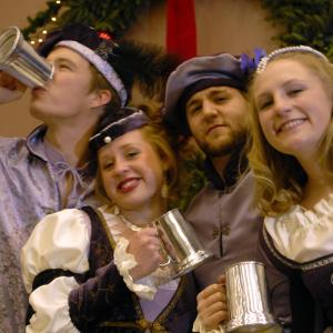 2015 Madrigal Dinner Performance