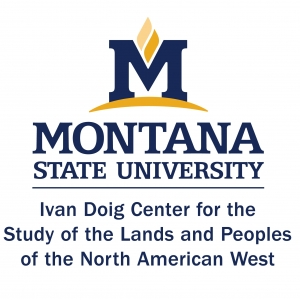 Ivan Doig Center MSU Logo