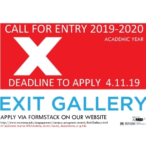 Call for Entry 2019-2020