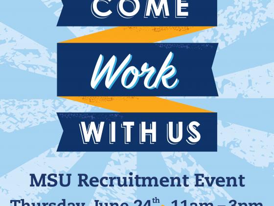 Recruitment Event