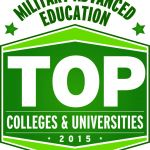 Publishers of Military Advanced Education 2015 Guide to Colleges & Universities have given MSU permission to use the guide's top schools badge, designating that the university was rated as a top school in the four categories.