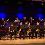 MSU One O'Clock Jazz Band performs
