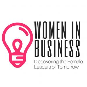 Women in Business club logo