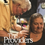 Poster for the documentary 'The Providers'