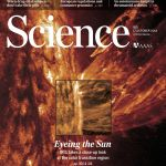 The Oct. 17 cover of Science carried images taken by solar instruments that involved MSU researchers.