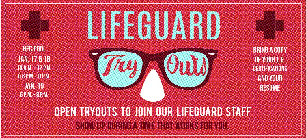 Life Guard Tryouts