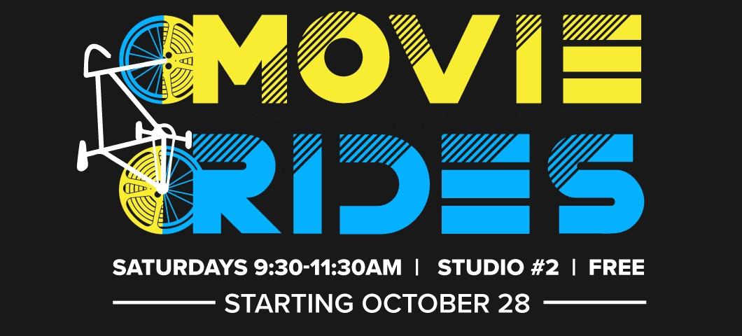 Movie Rides at the Hosaeus Fitness Center