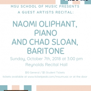 Oliphant/Sloan Recital