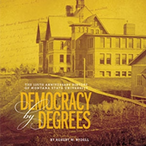 Democracy by Degrees Cover Art