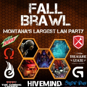 Fall Brawl Montana's Largest LAN Party