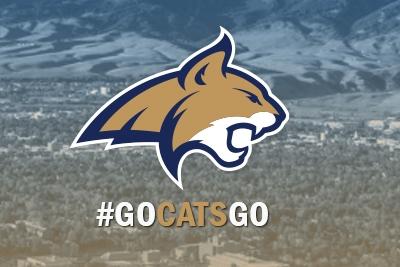 #gocatsgo Bobcat Logo
