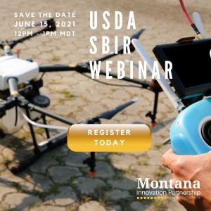June 15 webinar USDA SBIR