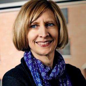 Portrait of Gretchen Minton
