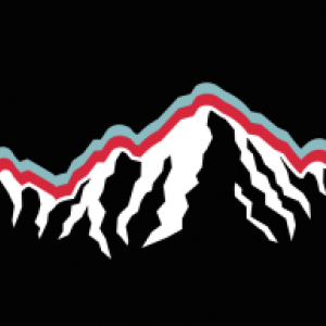The beautiful logo of the Bridger Range