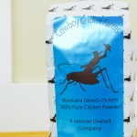 MSU 406 Labs venture Cowboy Cricket Farms receives grant to produce 'super crickets' for heart health