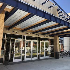The Marga Hosaeus Fitness Center is open