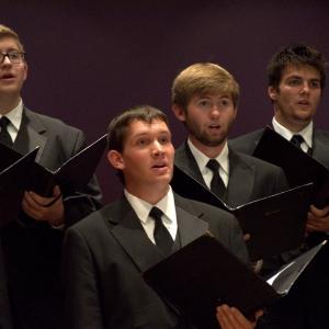 MSU choral singers