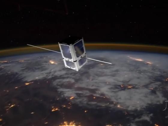 MSU's Explorer-1 [Prime] satellite