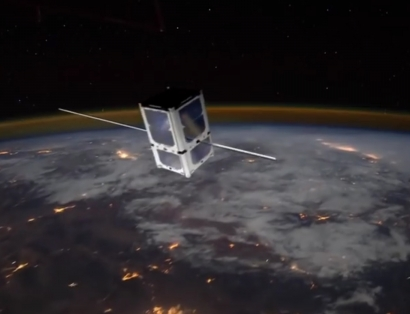 MSU's Explorer-1 [Prime] satellite