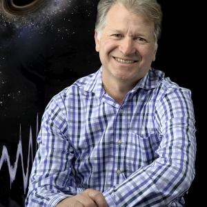 MSU professor and astrophysicist Neil Cornish.