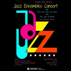 MSU Jazz Concert