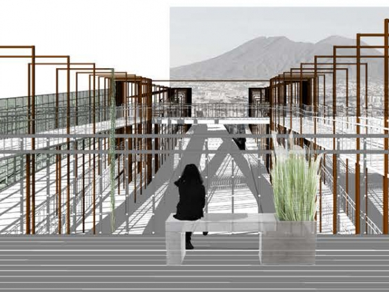 ARCH 558 Comprehensive Design Studio Net-Zero Energy Project: the Happy Land by Haley Teske