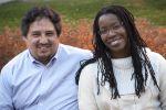 Joseph Gone and Tiya Miles | MSU photo by Kelly Gorham