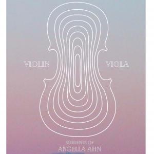 Ahn Recital Poster