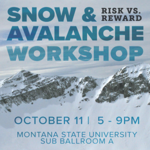 Snow & Avalanche Workshop