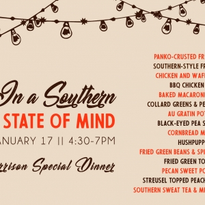 Southern Dinner