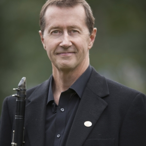 Gregory Young, clarinet