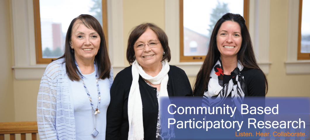 MT INBRE Community Engagement Core Banner