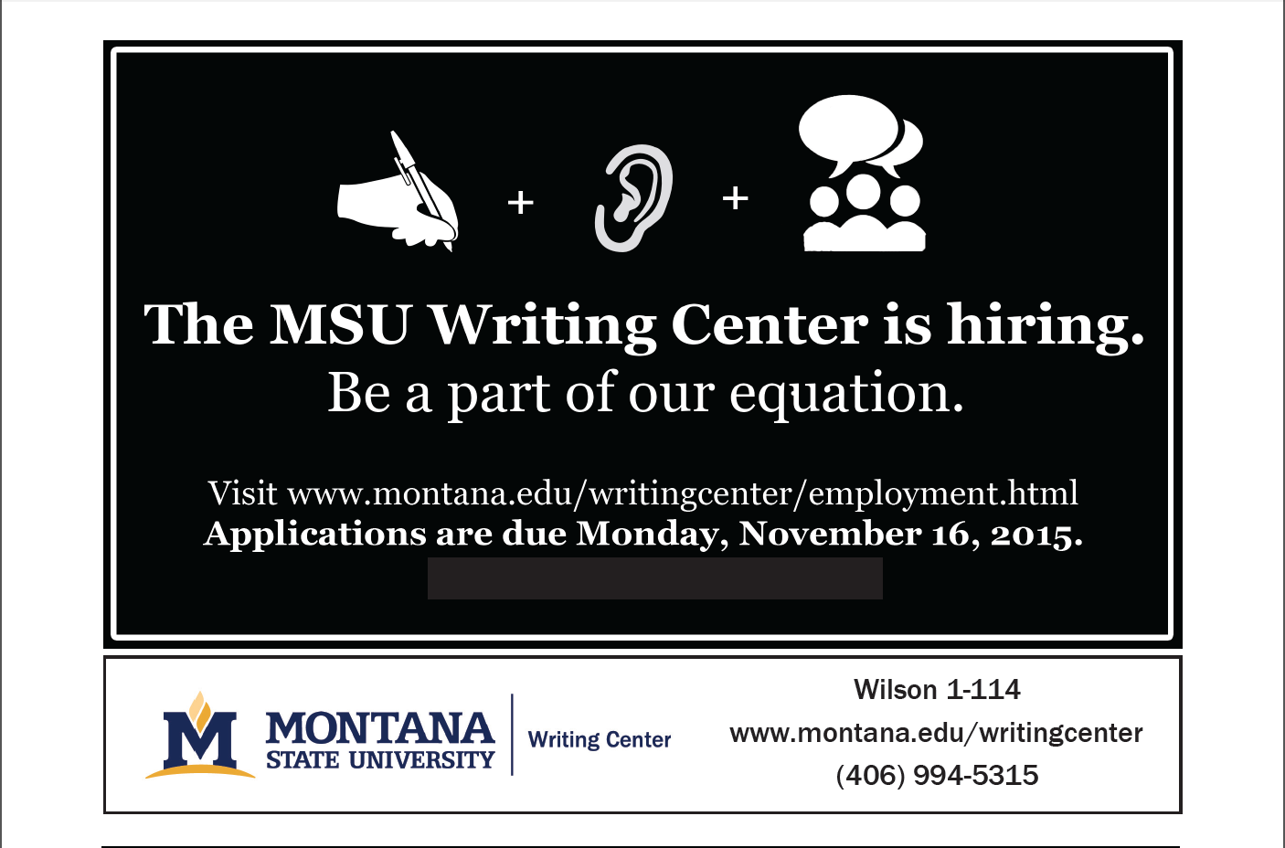 writing center msu Msu writing center, east lansing, mi 1,128 likes 1 talking about this 178 were here we are here to serve msu and the surrounding community with.