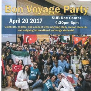 Bon Voyage Party