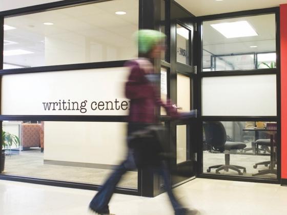 Writing Center at MSU   MSU Photo