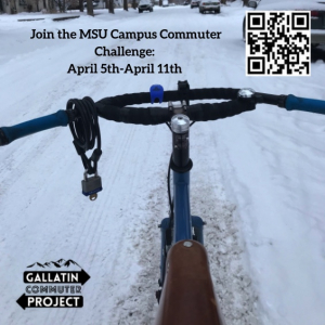 Join the MSU Campus Commuter Challenge!