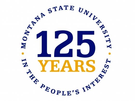 MSU 125th Anniversary Logo |