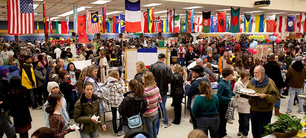 International Food Festival  Montana State University