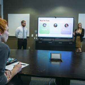 ShareLift and College of Business Consulting Course Presentations