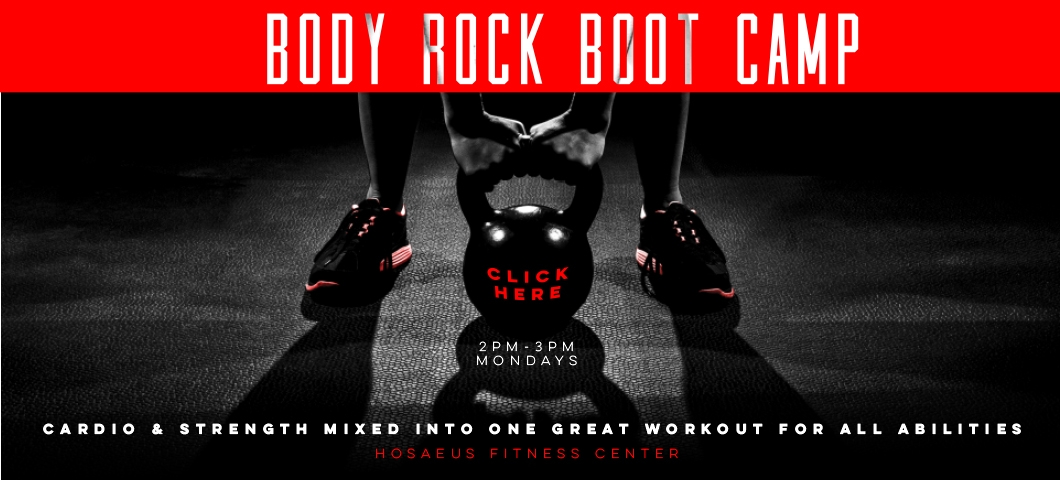 Body Rock Boot Camp