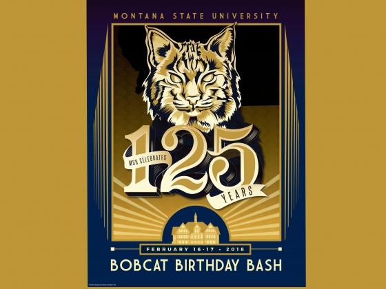 MSU 125th Anniversary Posters | Photo Courtesy of Kelsey Dzintars