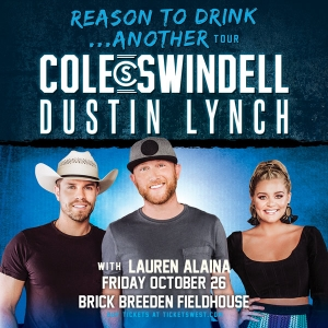 Cole Swindell and Dustin Lynch Reason to Drink... Another Tour