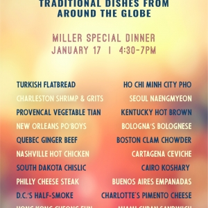 City Eats Special Dinner