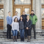 2018 Montana State University Three Minute Thesis participants