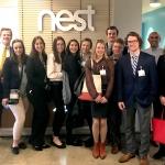 JJCBE Students Visit Nest