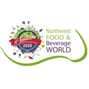 Northwest Food and Beverage World 2020 logo