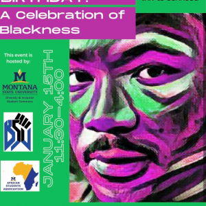 MLK Jr.'s Birthday: Celebration of Blackness