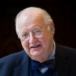 A portait of Sir Angus Deaton